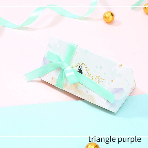 triangle purple