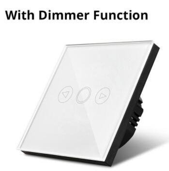 Bianco / Con dimmer