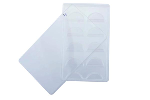 5pairs Transparent Box