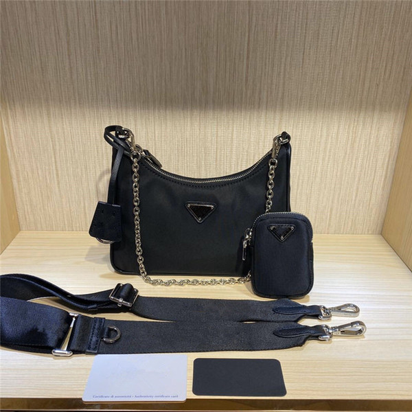 best selling 2020 Deisigner shoulder bag for women Chest pack lady Tote chains handbags presbyopic purse messenger bag designer handbags canvas wholesale