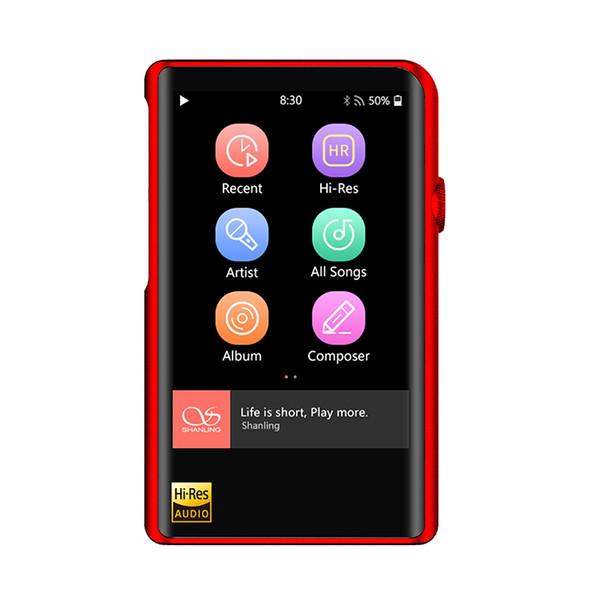 2019 Shanling M2X AK4490EN DAC Hi-Res Portable Music Player HIFI DAP MP3 DSD256 Lossless Wireless Player HIFI MP3 M0