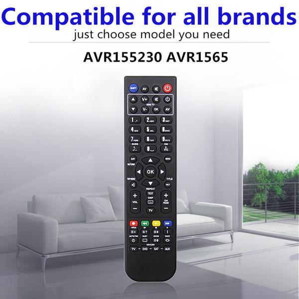 Alta calidad precio barato negro Reemplazo mando a distancia universal para HARMAN KARDON AVR155230 AVR1565