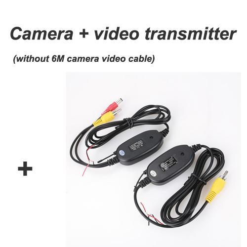 camera and wireless