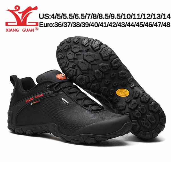 5ff19f6d41 Hombres Senderismo Zapatos Mujeres Botas Al Aire Libre Negro Verde Rojo  Deportes Zapatillas de Diseñador Tácticas