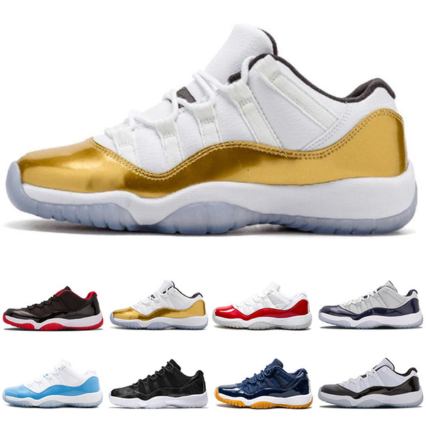 11 XI 11s Concord Goods number: 378037-100 Men Basketball Shoes women sports Sneaker Platinum Tint Article number: 378037-016 size 36-47.5