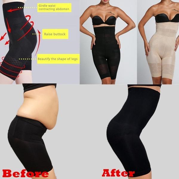 Sexy Women Beauty Slimming Shapewear Fat Burning Slim Shape Bodysuit Pants