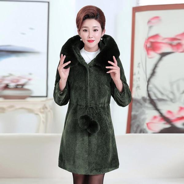 Lana Marca Puwfq6 Combina 2018 Moda Nueva Invierno Compre De Abrigos qEvzn4fw