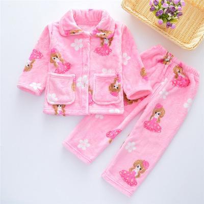Розовая фея пижама