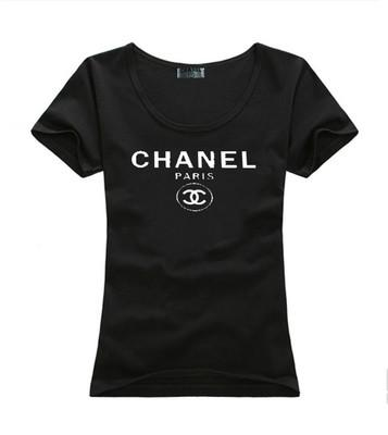 2019SS Marca Estate Magliette Donna Top Designer di lusso Magliette Lady Summer Beach Abbigliamento manica corta Tees Tops Casual Tshirt