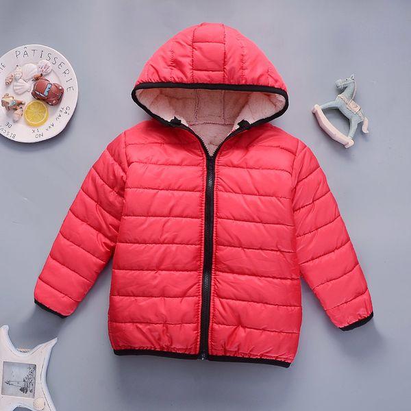 good quality boys winter jackets children boys casual zipper down parkas toddler cotton hooded thicken cotton coats velvet outerwear