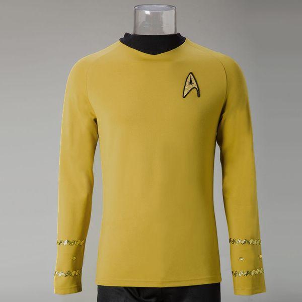 Star Trek Original Series TOS Spock as JACK Card Adult T-Shirt All Sizes