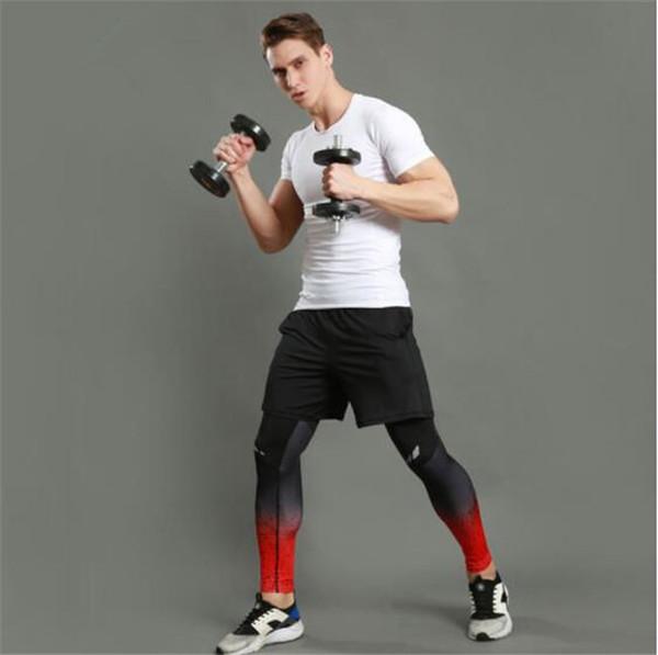 2a8473520b44 Compre Mallas Para Hombre, Fitness, Leggings Deportivos, Pantalones ...