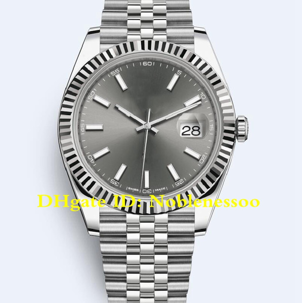 20 Color 2019 Style Mens Watch 41mm President Datejust 126333 126300 126334 126301 126333 116334 126331 Asia 2813 Movement Automatic Watches