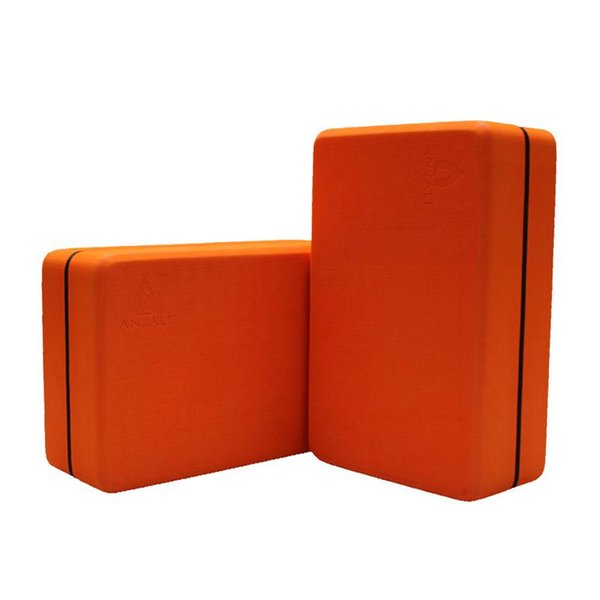 Yoga Props Foam EVA Brick Stretching Aid Gym Pilates Aolikes Yoga Block Exercise Fitness Sport Hot Beginner Level
