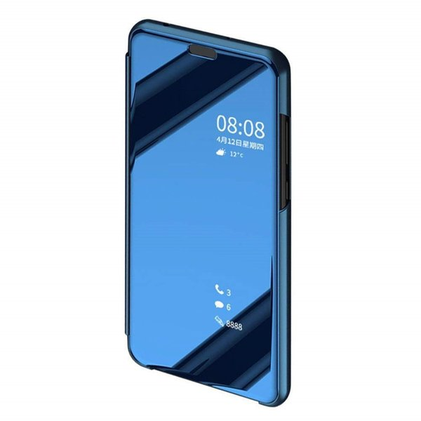 Flip avec support miroir Full Body Cover pour Xiaomi Mix 3