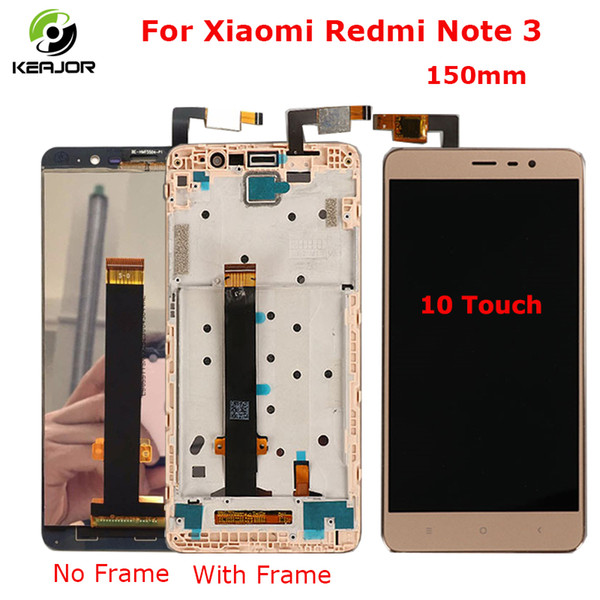 For Xiaomi Redmi Note 3 Pro LCD Display Touch Screen Digitizer Assembly Replacement For Xiaomi Redmi Note 3 pro/prime 5.5 inch