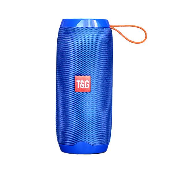 TG106 Bluetooth Outdoor Speaker IPX6 Waterproof Portable Wireless Speaker 1200mAh Support TF Card FM / AUX Radio Auxiliary Input