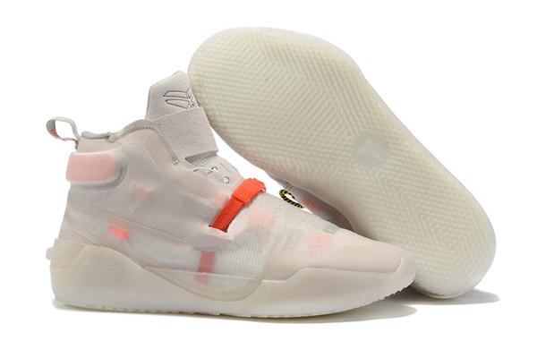 2020 Arrvial Mens Kobe AD NXT FF Обширные Gray Baskeball обувь Кобе Брайант день FastFit KB24 KB 24 Роскошные дизайнерские кроссовки Кроссовки 40-46 04