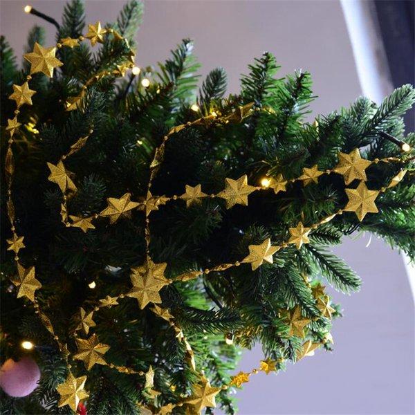 Compre Explosao Modelos De Estrelas De Ouro Sinos De Natal Estrela