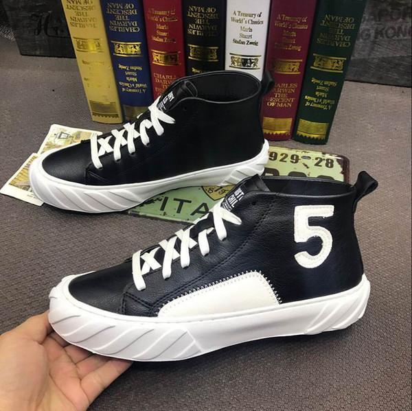 ERRFC 2018 Winter New Arrival Men Casual Comfort Shoes Short Plush Warm Mixed Color Cowboy Boots Man White Flat Platform Shoes