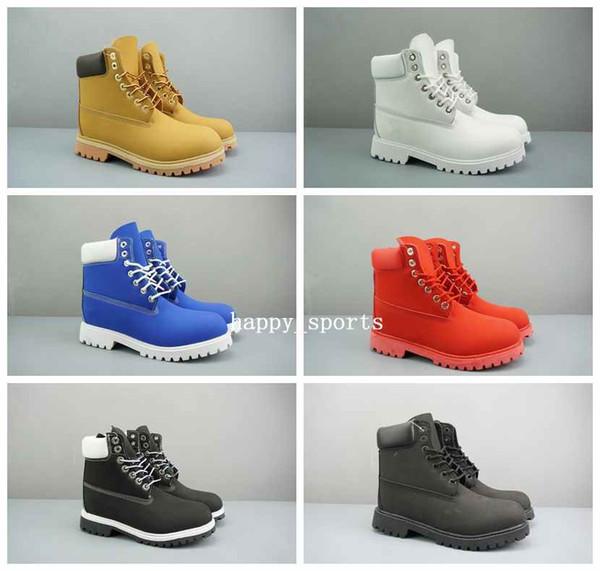 ale boots mens women luxury designer military boot blue chestnut triple black white camo hiking boots 36-45 thumbnail