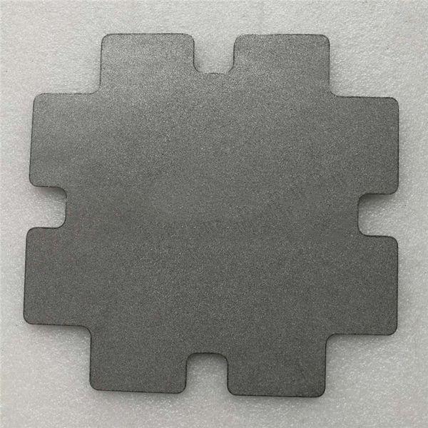 Filtres en acier inoxydable de haute qualité filtrant les filtres frittés