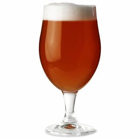Verre à bière de blé transparent personnalisé soufflé à la main en verre transparent verres à bière Munique Stemmed CE 20oz / 568ml