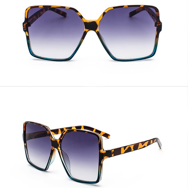 Leopard Grigio Blu
