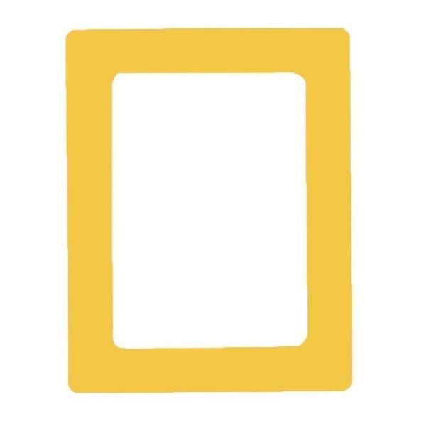 jaune 5 pouces