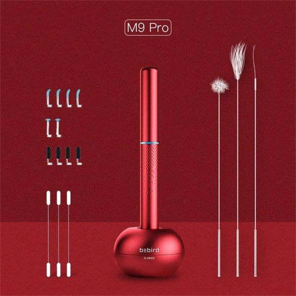 Bebird M9 Pro Red