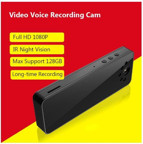 Nueva pluma de la cámara HD 1080P mini cámara de Infared visión nocturna Secreto Cámara Mini DVR Digital Cam Metting de audio y vídeo de la videocámara