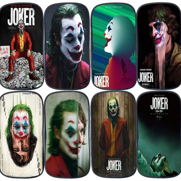 Joker Pencil Case Studenti delle ragazze dei ragazzi Studenti Borse del fumetto del Anime di alta qualità matita Holder Bella Stationery Box Bag