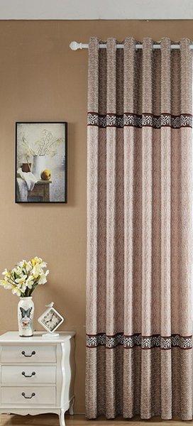 Coffee curtain