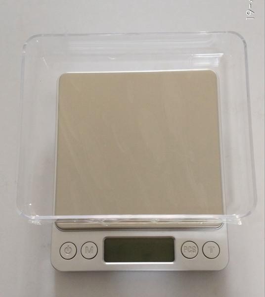 USB Şarj Edilebilir Dijital Elektronik Tartı Terazi Mutfak Ev Dijital Platformu Terazi Takı Altın Elmas Elektronik Tepsiler Denge