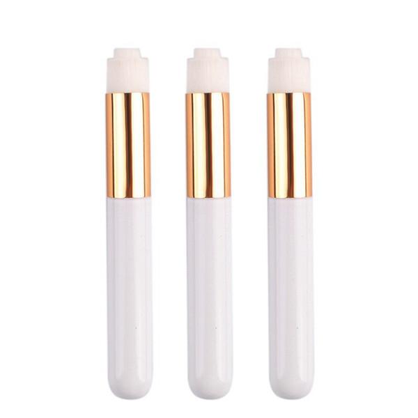 Spazzola per il lavaggio dei punti neri Spazzola per i pori Pulizia dei pennelli Detergente per i capelli neri Pulizia profonda Spazzolino per i piccoli denti Make UpTools RRA1007