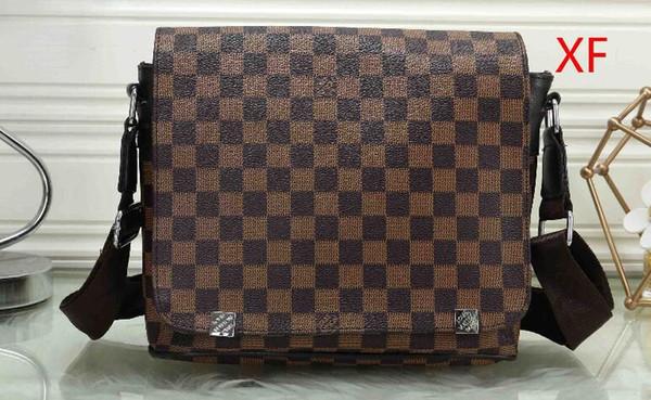 estilos Handbag Marca Moda Couro Bolsas Mulheres homens Tote Bolsas de Ombro Lady couro bolsas bolsas bolsa 0719