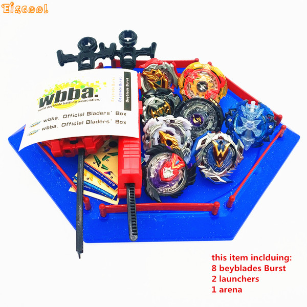 Beyblade Burst Toys With Launcher Starter and Arena Bayblade Metal Fusion God Spinning Top Bey Blade Blades Toys Drop shipping j