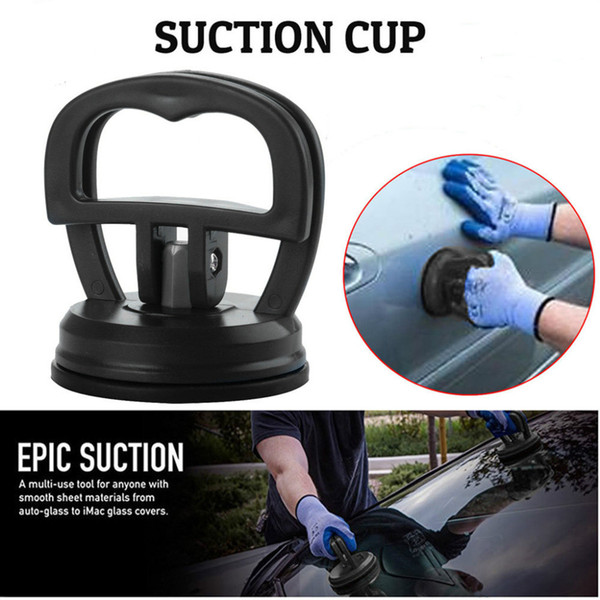 top popular Universal Mini Car Dent Repair Puller Suction Cup Bodywork Panel Sucker Remover Tool Heavy-duty rubber For Glass Metal Plastic 2021