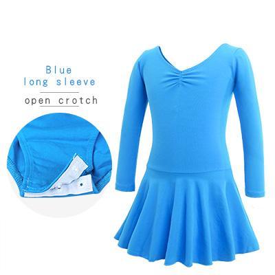 블루 - 롱 - 오픈