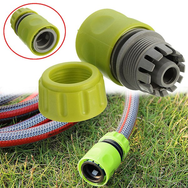 10 pcs/set Garden Quick Connectors Irrigation Hose Connect Couping Pipe Tap Garden Water Connectors Hose Pipe Fitting