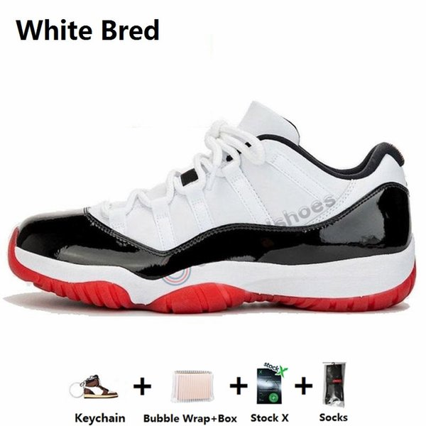 11s-Blanc Faible Bred