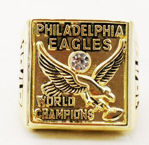 Wholesale New 2020 1949 Eagles Champion Ring