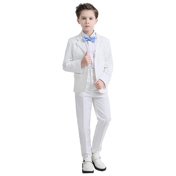 Boys Suits Weddings Suits Final Wedding Dress Boys Children of Children Costumes Set Blazers for Women for Shoes for Boys