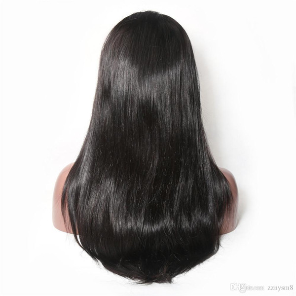 Long Braided Hair Synthetic Lace Front Wigs Black Color Micro Braids with Baby Hair Free Part Heat Resistant for Women