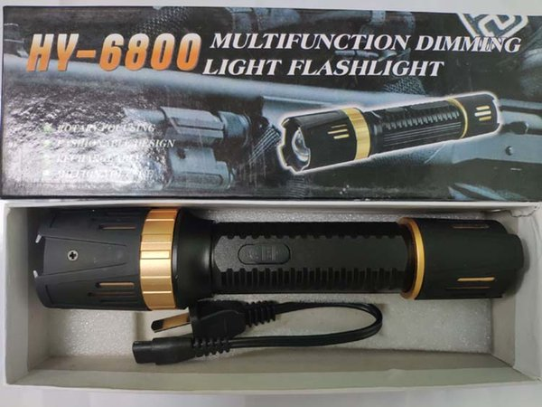 6800 TYPE FLASHLIGHT