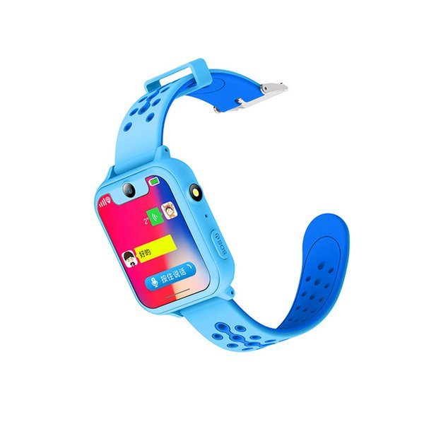 S6 Phone Watch GPRS Location Game SOS Camera HD 1.44 inch Screen Kids Gifts Kids Children Watch Phone