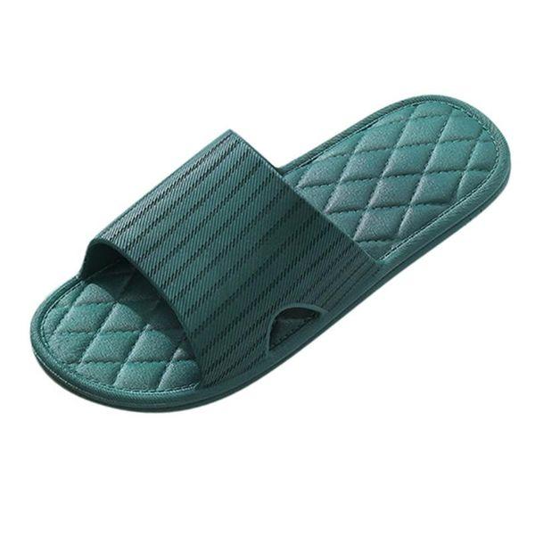 Women Unisex Non Slip Bathroom Slippers Shower Shoes Indoor Anti-Slip Sandals UK