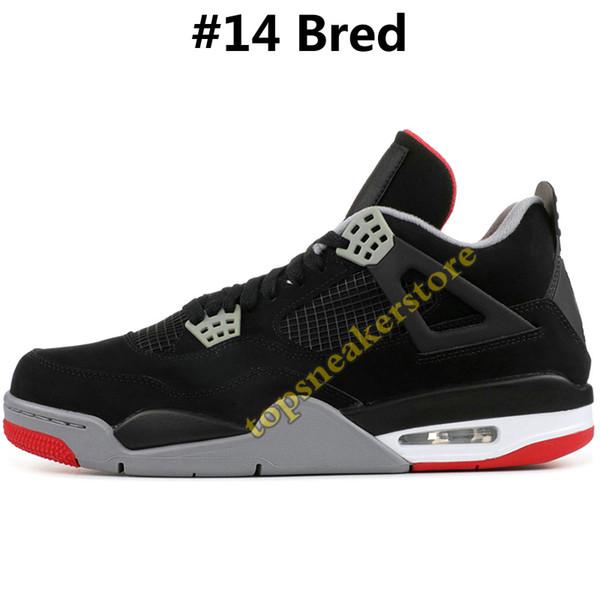 # 14 Bred