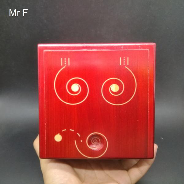 Regalo para niños Caja de rompecabezas difícil Juego Juguete de madera Laberinto 3D Rompecabezas Caja de dinero Moneda Regalo