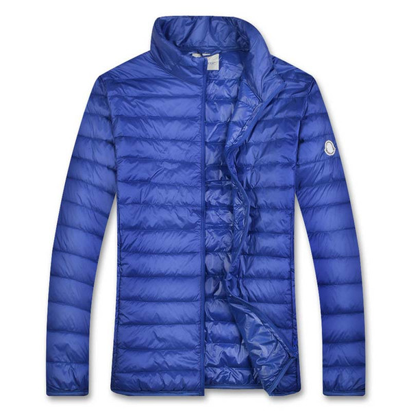 2019 New Mens Down Jacket Winter Down Jacket Mens Tide Handsome Canadian Wind Outdoor Tooling Thick Warm Coat S9654